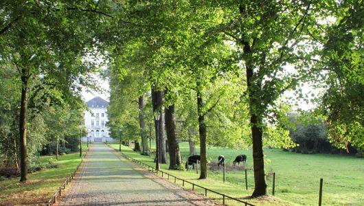 ZRM-Grundkurs Düsseldorf Zufahrt Schloss Mickeln
