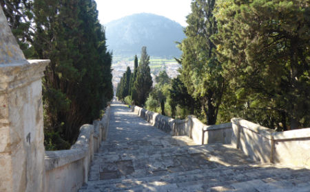 9. Etappe Trek'n Learn Mallorca