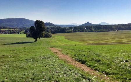 6. Etappe Trek'n Learn in der Sächsischen Schweiz