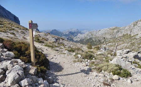 8. Etappe Trek'n Learn Mallorca