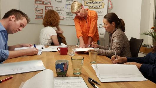 Erfolgsteam-Workshop Barbara Sher - Arbeitstreffen