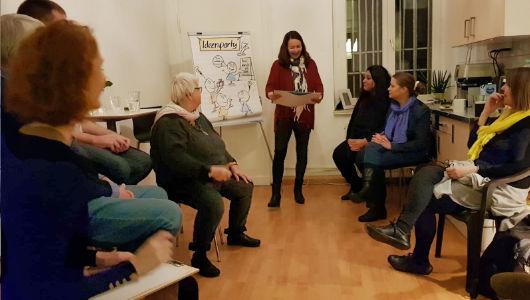 Erfolgsteam-Workshop Barbara Sher - Ideenparty