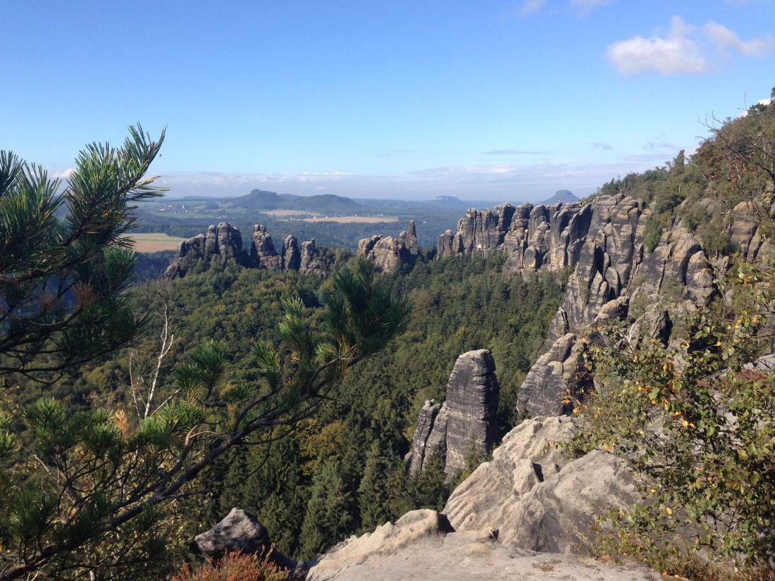 Trek'n Learn Sächsische Schweiz - ZRM-Grundkurs und Trekking