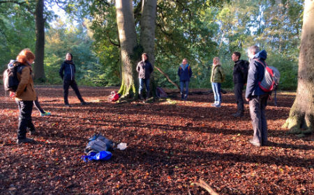 Naturcoaching-to-go – Achtsames Kennenlernen