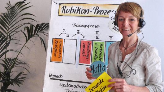 ZRM Grundkurs online - der Rubikonprozess