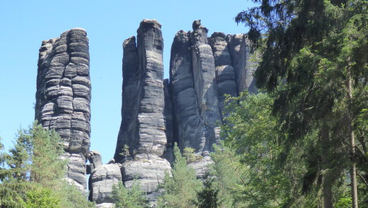 Online-Infoabend Trek'n Learn Sächsische Schweiz