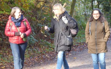 Natur-Mentaltraining-to-go – Austausch im Gehen