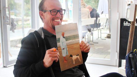 Teilnehmer mit Bild aus der ZRM-Bildkartei